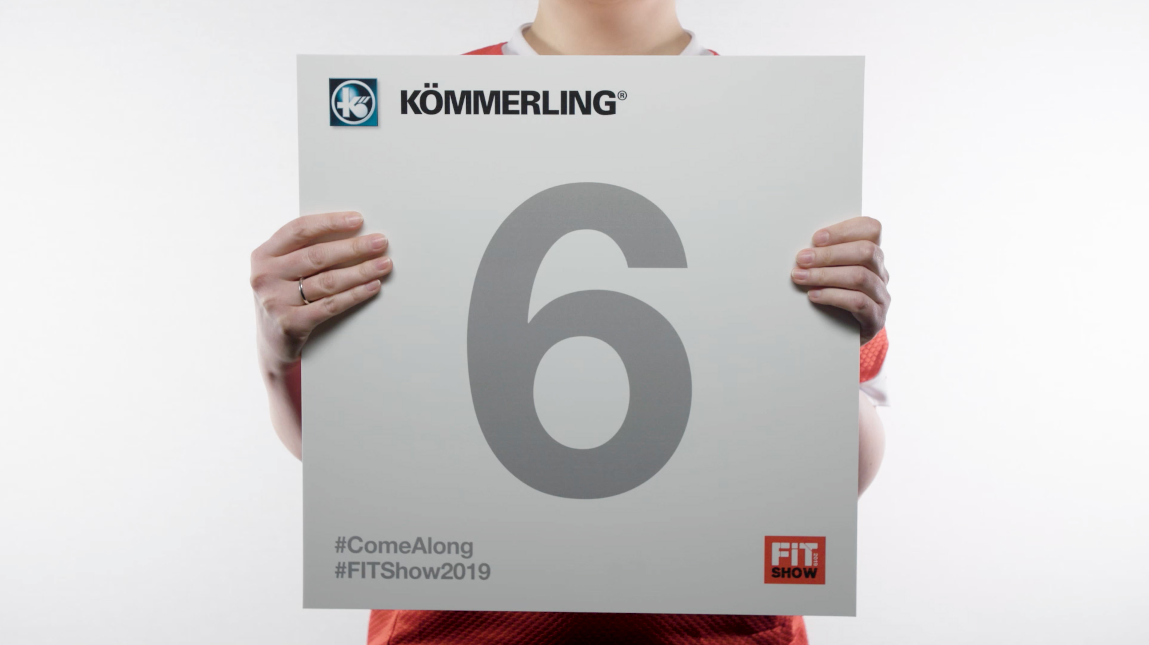 ComeAlong to KOMMERLING at the FIT Show