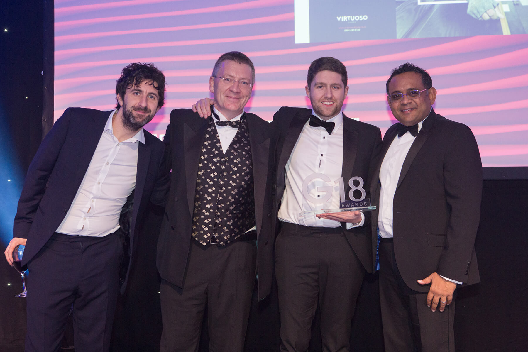 G18 Promotional Campaign of the Year