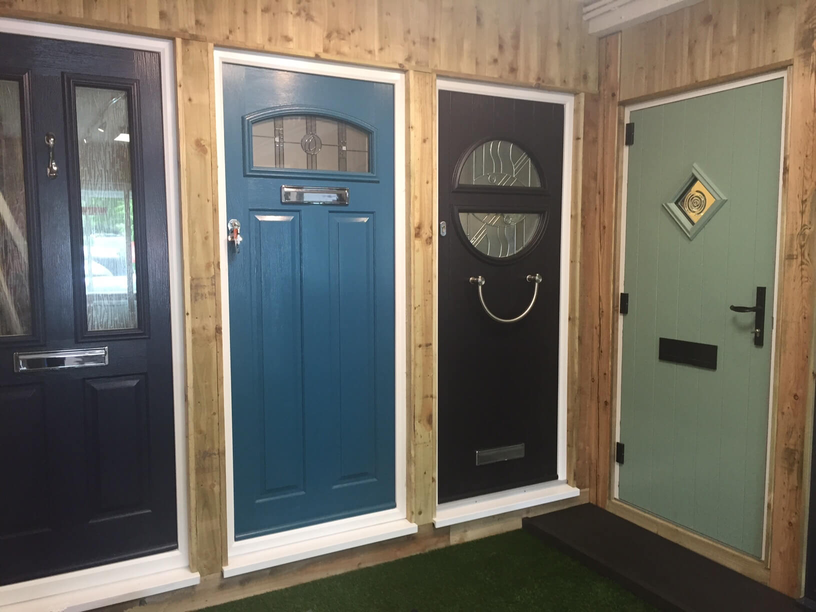 UK Building Plastics the Latest Solidor Showcase