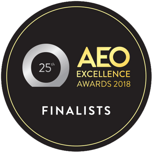 2018 AEO Awards Finalist