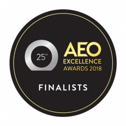 FIT Show Shortlisted for Two Prestigious AEO Awards