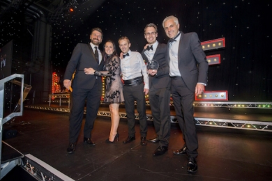 Nordic Installations crowned FIT Show Installation of the Year winner