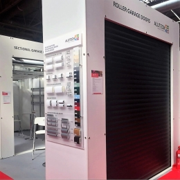 Discount on Garage Door Operators for Installers at Stand F25