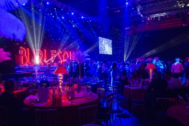 FIT Show Gala Dinner Gets Glittering Makeover