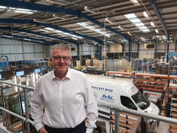 Post-lockdown boost for Morley Glass & Glazing